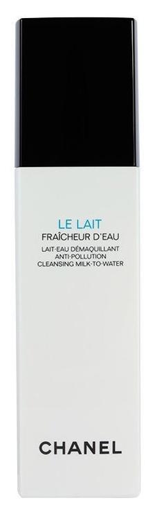 Chanel Le Lait Fraicheur D´eau Cleansing Milk To Water 150ml