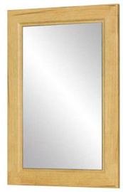 Bodzio Mirror Panama 52x73cm Dark Sonoma Oak