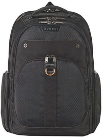 Everki Atlas Backpack 17.3'' Black