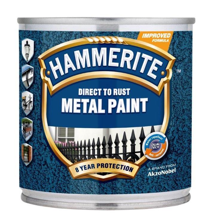 Krāsa Hammerite brūns āmurkalums 250ml