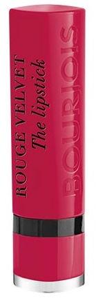 Губная помада BOURJOIS Paris Rouge Velvet The Lipstick 09, 2.4 г