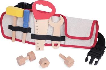 Lomu spēle Gerardos Toys Wooden Tool Belt 52414