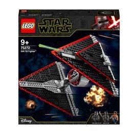 Конструктор LEGO Star Wars TM Истребитель СИД ситхов 75272, 470 шт.