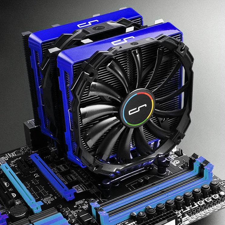 Cryorig Cover for R1 Blue CR-CCI