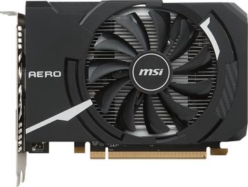 MSI Radeon RX 550 Aero ITX OC 4GB GDDR5 PCIE RADEONRX550AEROITX4GOC