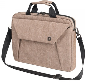 "Dicota Notebook Slim Case Edge 12-13.3"" Sandstone"