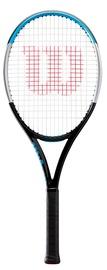 Tennisereket Wilson Ultra 100 V3.0, sinine/valge