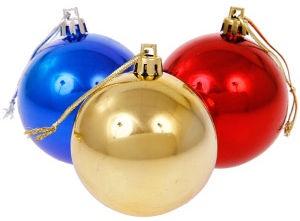 Verners Christmas Tree Balls 10pcs