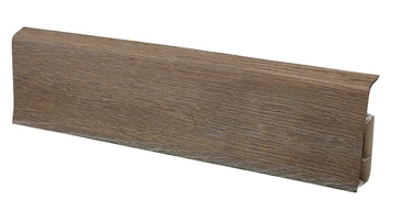 Salag LY0004 Plastic Skirting 72x25x2500mm Brown