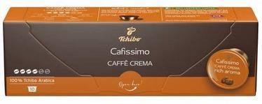 Tchibo Cafissimo Caffe Crema Rich Aroma 10 Capsules