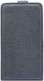 Telone Shine Pocket Slim Vertical Flip Case For Apple iPhone 7 Plus Grey