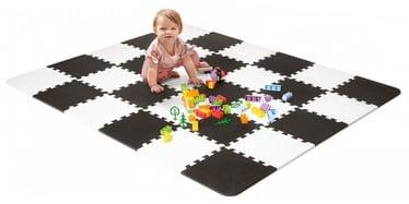 Puzles paklājs Kinderkraft Luno Black