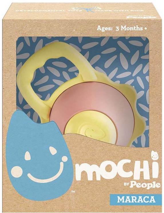 Прорезыватель Mochi Maraca MB012