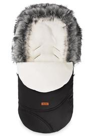 Детский спальный мешок Sensillo Eskimo Romper Bag, черный, 100 см
