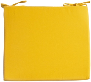 Home4you Frankfury 2 Chair Pad 43x38cm Yellow