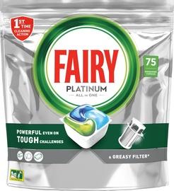 Капсулы для посудомоечной машины Fairy, 75 шт.
