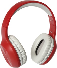 Freestyle FH0918 Bluetooth Headphones Red