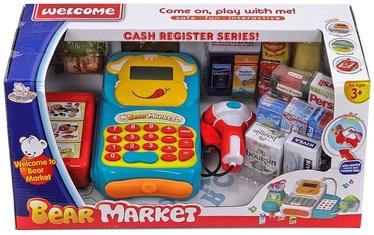 Tommy Toys Bear Market Cash Register 477117