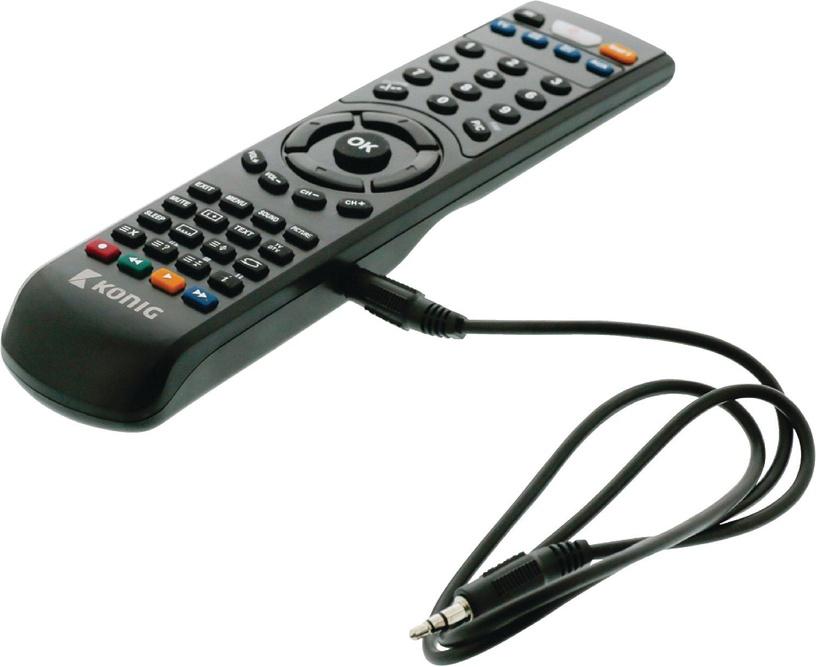 Konig PC Programmable Universal Remote Control 4:1