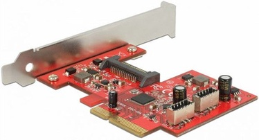 Delock PCIe 2 x internal USB 3.1 Type A Female
