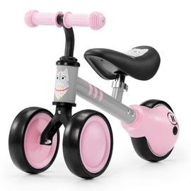 Vaikiškas dviratis KinderKraft Cutie Pink