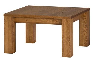 Журнальный столик Szynaka Meble Velvet 42 Oak, 850x850x480 мм