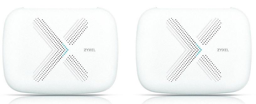 Maršrutizatorius ZyXEL Multy X WSQ50 Tri-band AC3000 x2