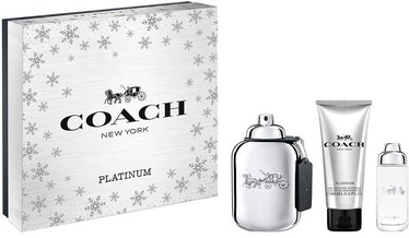 Набор для мужчин Coach Platinum, 215 мл