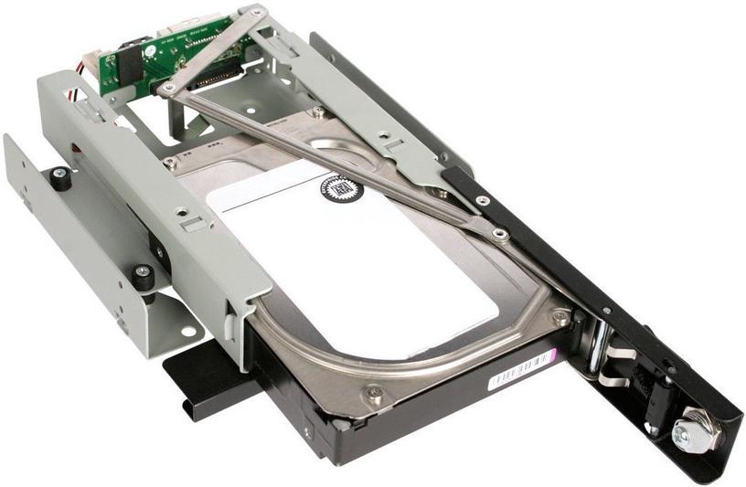 "Icy Dock TurboSwap MB171SP-B 3.5"" SATA / SAS"