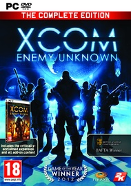 XCOM: Enemy Unknown The Complete Edition PC