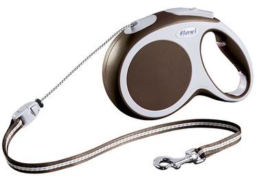 Flexi Vario Cord M 8m Brown