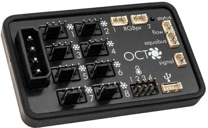 Aqua Computer Octo Fan Controller For PWM-Fans