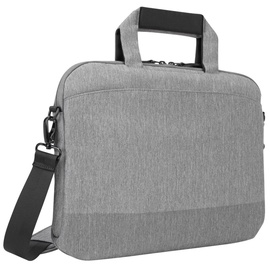 Targus CityLite Laptop Case Shoulder Bag 14 Grey