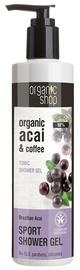 Organic Shop Sport Shower Gel Brazilian Acai 280ml