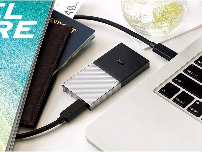 Western Digital My Passport SSD 2TB Black