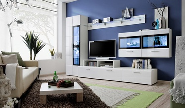 ASM Krone IV Living Room Wall Unit Set White