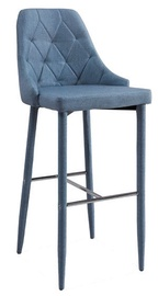Signal Meble Trix H-1 Bar Stool Blue