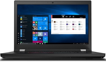 Klēpjdators Lenovo ThinkPad P P15 Gen1 Black 20ST001RMH Intel® Core™ i7, 16GB/512GB, 15.6""