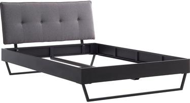 Lova Meise Möbel Boston 3, pilka, 221.5x166.5 cm
