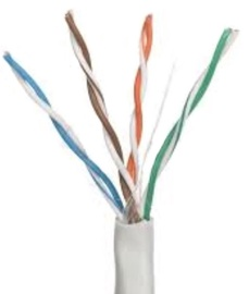 A-Lan Patch Cable UTP CAT 5e 305m Grey