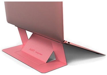 Allocacoc MOFT Laptop Stand Pink