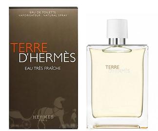 Tualetes ūdens Hermes Terre D Hermes Eau Tres Fraiche 75ml EDT