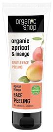 Organic Shop Apricot Mango Gentle Face Peeling 75ml