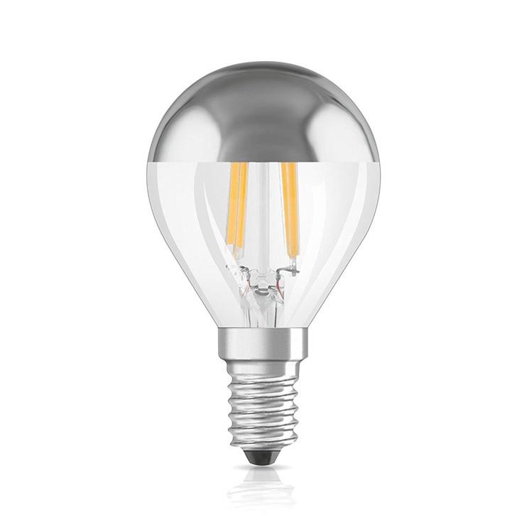 Lampa led Osram P34, 4W, E14, 2700K, 380lm