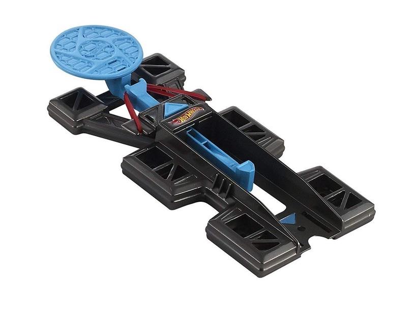 Rotaļlietu komplekts Hot Wheels Auto trase DLF01