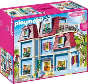 Playmobil Large Dollhouse 592pcs 70205