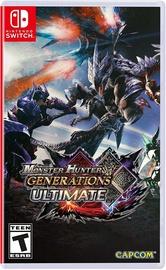 Игра Nintendo Switch Monster Hunter Generations Ultimate SWITCH