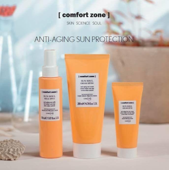 Comfort Zone Sun Soul Face & Body Cream SPF50+ 200ml