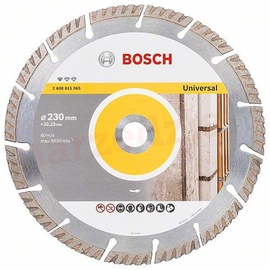 Bosch Ceramic Diamond Cutting Disc 230x22.23mm