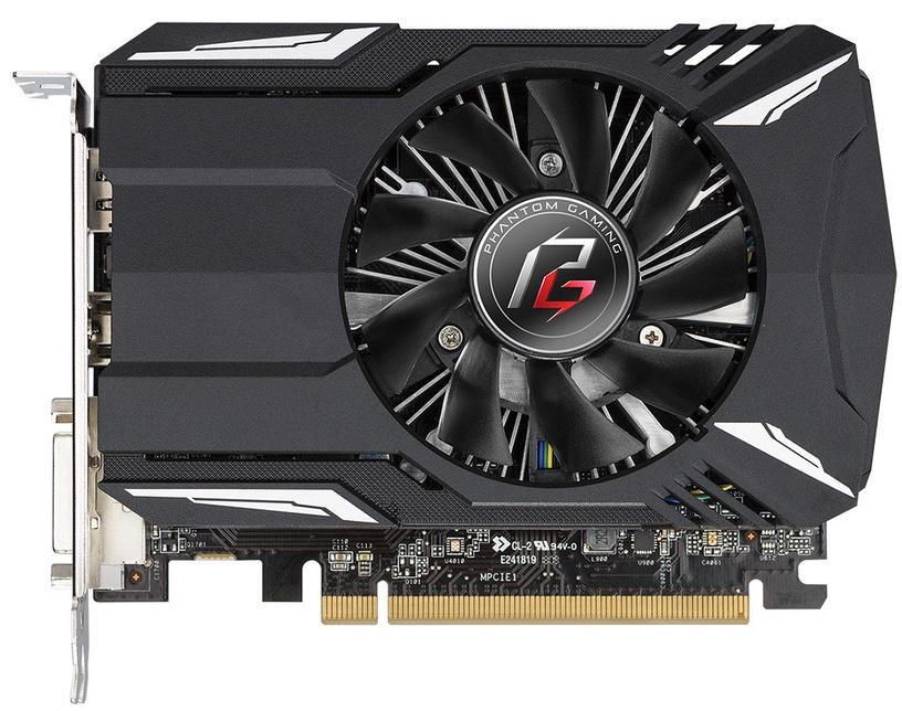 ASRock Phantom Gaming Radeon RX550 2GB GDDR5 PCIE